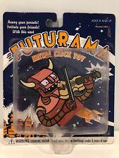 Futurama Robot Devil Metal Click Toy Figure MOC