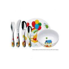 WMF Kinderbesteck Set Winnie the Pooh 6 teilig | Kinderset Geschenk Geburt Taufe
