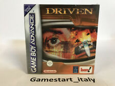 DRIVEN - NINTENDO GAME BOY ADVANCE GBA - VIDEOGIOCO NUOVO SIGILLATO NEW PAL