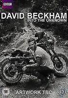 David Beckham - Into The Desconocido DVD Nuevo DVD (BBCDVD3973)