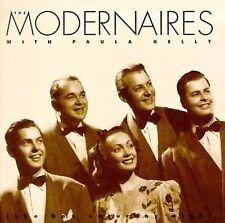 "THE MODERNAIRES with PAULA KELLY, CD ""JUKE BOX SATURDAY NIGHT"" NEW SEALED"