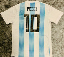 Lionel Leo Messi Signed Argentina Soccer Jersey Autographed - Beckett BAS Sig
