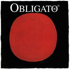 Pirastro Obligato Violin String Set (E-Ball Gold A D & G) Medium 4/4 Size