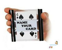Crystal Frame By Astor Close Up Magic Trick,Card Magic,Fun Trick,Amazing Gimmick