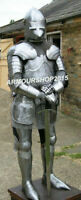 Medieval Knight Suit Of Templar Toledo Armor Combat Full Body Armour Replica