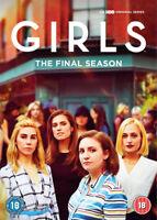 Girls: The Final Season DVD (2017) Lena Dunham cert 18 ***NEW*** Amazing Value