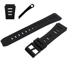 Replacement Watch Strap 19mm To Fit Casio JC11, W71, W72, W740, DW250DGJ