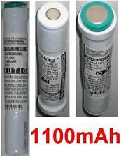 Batterie 1100mAh type 14881-000 253184 TEL-960 Pour TELXON PTC960