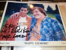 "#4724, Richard Kiel ""Mr. Larson"" Signed Happy Gilmore Seldom Seen @1996"