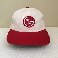 LG Electronics Work Staff Adult Mens Snapback Hat Cap