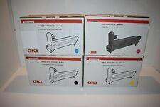 OKI-Image-Drum set x4 Type C6 C5100-C5200-C5300-C5400