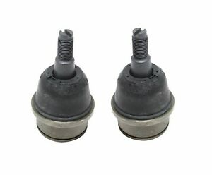 For Jeep Commander Dodge Nitro Pair Set of 2 Front Lower Ball Joints Moog K80629