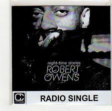 (GE880) Robert Owens, Happy - DJ CD