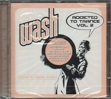 PLASTIC ANGEL - WASH ADDICTED TO TRANCE VOL. 2 - CD (NUOVO SIGILLATO)