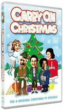 Carry on Christmas Specials 5030697009395 With Sid James DVD Region 2