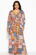 Breathable Autumn Maxi Dress