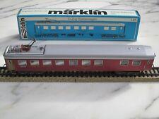 Märklin 4068 D-Train Dining Car SSB