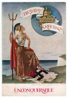 (I.B) Cinderella Collection : National Savings Card (Birthday 1940)