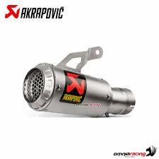 Akrapovic exhaust racing titanium for BMW S1000RR 2019>