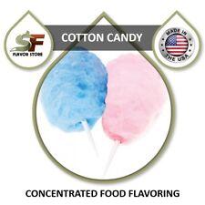 Cotton Candy Flavor Drops Flavoring Concentrate - 1oz/30ml - SageFox - FL057