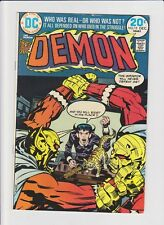 THE DEMON # 15 DC COMICS EN VO 1973 JACK KIRBY !!!!!!!!!!