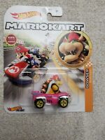 Hot Wheels 1:64 Mario Kart Bowser New Fast Shipping