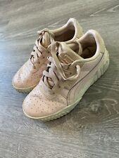 Girls Puma Shoes Pink Children's US 13c