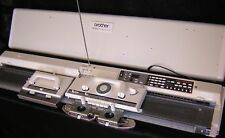 Brother knitting machine Electroknit KH 965 Electronic Complete & Serviced