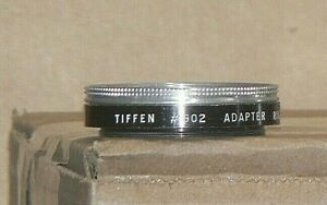Tiffen Series 6 No.602 Screw-On Lens Adapter with Retaining Ring