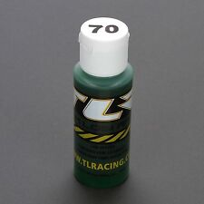 Team Losi Racing 74015 Silicone Shock Oil (2oz) (70wt)