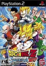 Used PS2 DragonBall Z Sparking Neo  SONY PLAYSTATION JAPAN IMPORT