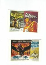 Horror 1990s Film Memorabilia Postcards