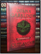 Outlander ✎SIGNED✎ by DIANA GABALDON Brand New 20th Anniversary Deluxe Hardback