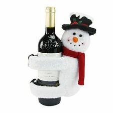 St. Nicholas Square® Snowman Wine Hugger - NEW