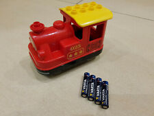 LEGO DUPLO Eisenbahn Lokomotive Lok Zug 10874 10875 + Batterien ***neu***