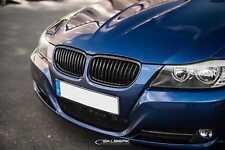 Nieren schwarz glänzend  Set 3er BMW E91 Touring Facelift LCI Salberk 9002