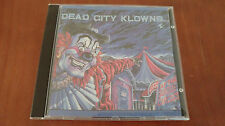 DEAD CITY KLOWNS at the suicide circus DC KLOWNS 1991 indie