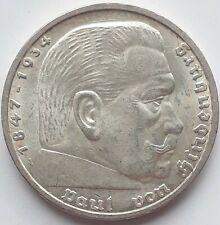 3. Reich, 5 Mark 1936 A, J. 367    15/26
