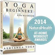 Yoga for Beginners with Kino MacGregor   Ashtanga Yoga