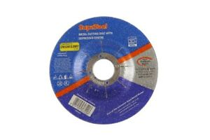 Grinder Metal Cutting Disc With Depressed Centre 115mmx2.5mm