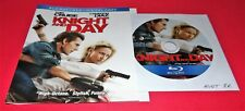 New listing Knight and Day (Mint Blu-ray Disc & Artwork Only, No Case) Free Shipping