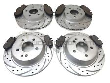 OEM SPEC FRONT REAR DISCS AND PADS FOR MERCEDES-BENZ VITO 2.1 TD 2006-14