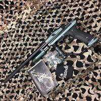 NEW Azodin KPC Pump Tournament Paintball Gun Marker - Gunmetal/Black