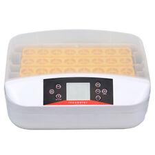 32 Egg Incubator Digital Control Hatcher Bird Chicken Duck Automatic Turning Us