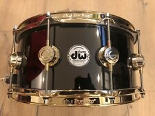 """More details for dw collectors snare drum 14""""x6,5"""""""
