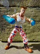 SOTA Toys - Player 2 USA Guile Street Fighter 2 Rare