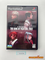 THE KING OF FIGHTERS 2002 Sony Playstation2 PS2 JAPAN Ref: 315170