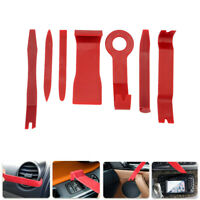Car Trim Removal Tool Door Panel Window Molding Fastener Clips Kit Accessories