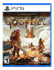 Godfall -- Ascended Edition (Sony PlayStation 5, 2020)