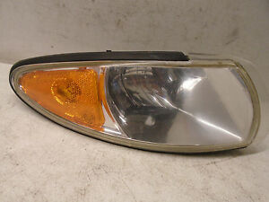 97 98 99 00 01 02 03 Pontiac Grand Prix Right Side Corner Turn Signal Light OEM